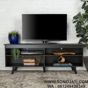 Bufet TV Kayu Jati