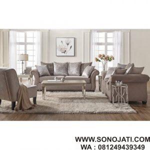 Set Sofa Minimalis Agnes