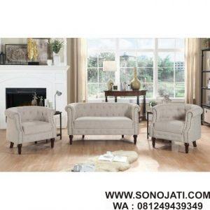 Set Sofa Murah Kelty 3 Piece