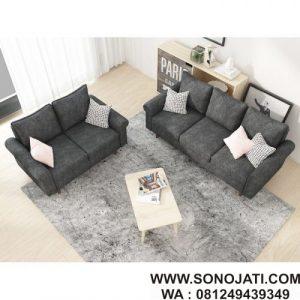 Kursi Sofa Minimalis Cyr 2 Piece