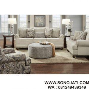 Kursi Sofa Ruang Tamu Canora