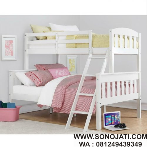 Tempat Tidur Tingkat Anak Suzanne Twin