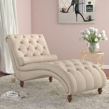 Kursi Malas Minimalis Yarmouth Chaise Lounge