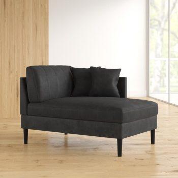 Kursi Malas Minimalis Modern Finis Chaise Lounge