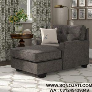 Sofa Malas Minimalis Modern Palma Chaise Lounge