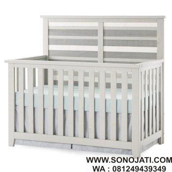 Tempat Tidur Bayi Minimalis Pru