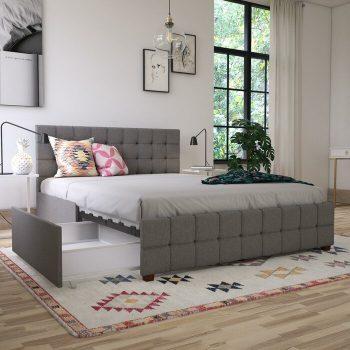 Model Tempat Tidur Minimalis Cosmo Elisabeth