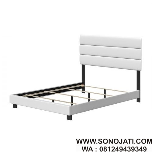 Model Tempat Tidur Minimalis Juana