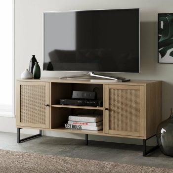 Bufet TV Minimalis Modern Hugette