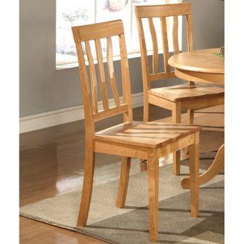 Kursi Makan Jati Artin Solid Wood