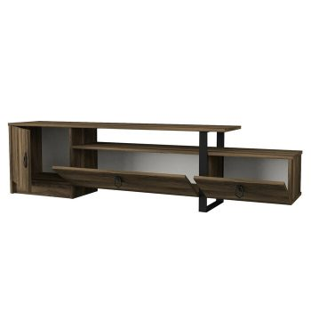 Meja TV Minimalis Brunwood TV Stand