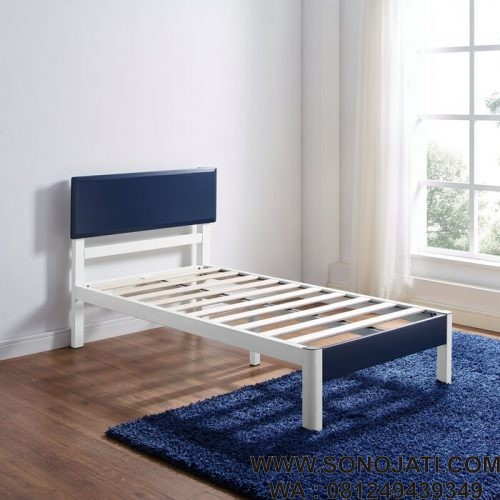 Model Tempat Tidur Minimalis Westover Twin
