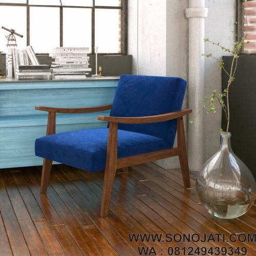 Sofa Minimalis Terbaru berlengan Fletcher
