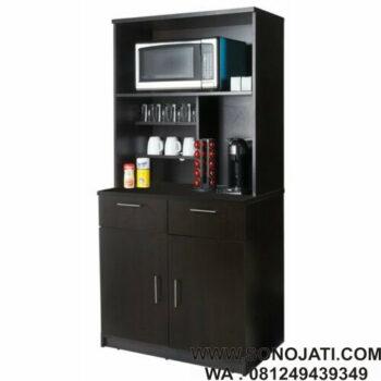 Lemari Dapur Minimalis Coffee Kitchen