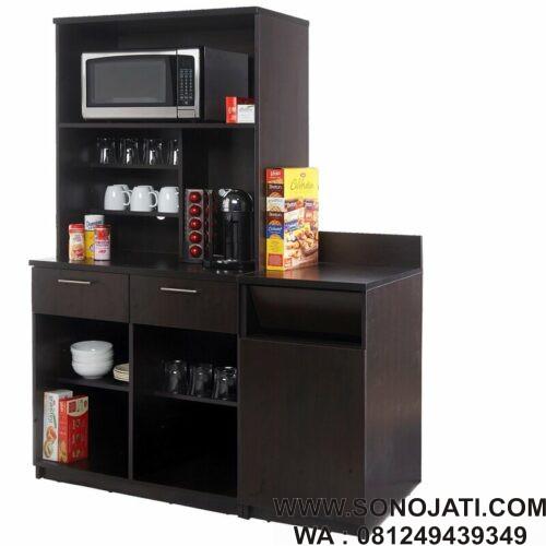 Lemari Makan Minimalis Base Cabinet