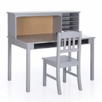 Meja Belajar Anak Glaser Kids Writing Desk