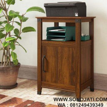 Meja Laptop dan Printer Chappel