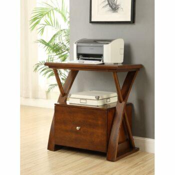 Meja Laptop dan Printer Minimalis Super Z Printer Stand