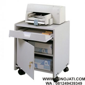 Meja laptop dan Printer Stand
