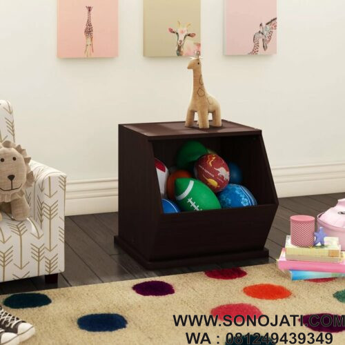 Rak Mainan Anak Toy organizer