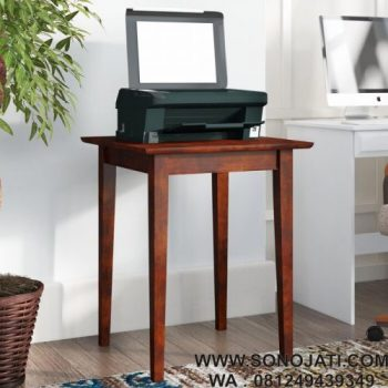Rak Printer Minimalis Kuba
