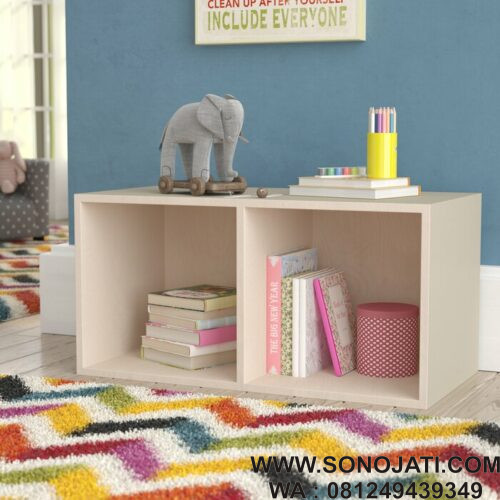 Rak Tempat Mainan Anak Cory Toy Organizer