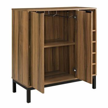 Kabinet Bar Natural Orion Bar Cabinet