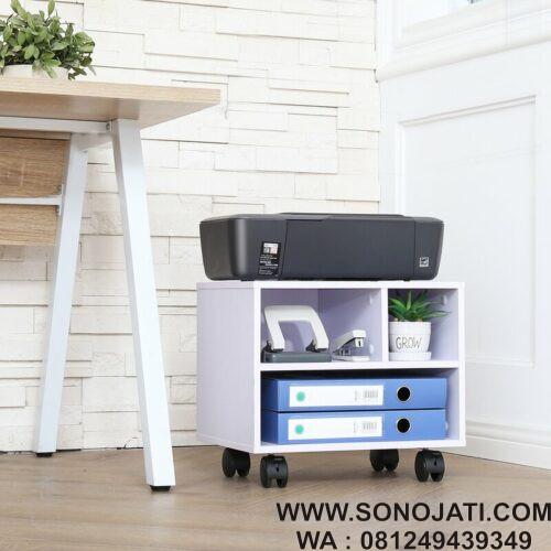 Meja Printer Minimalis Printer Seluler